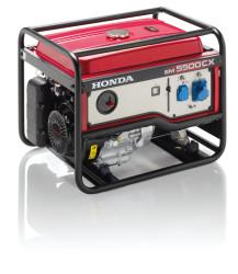 generator curent honda em 5500 cxs
