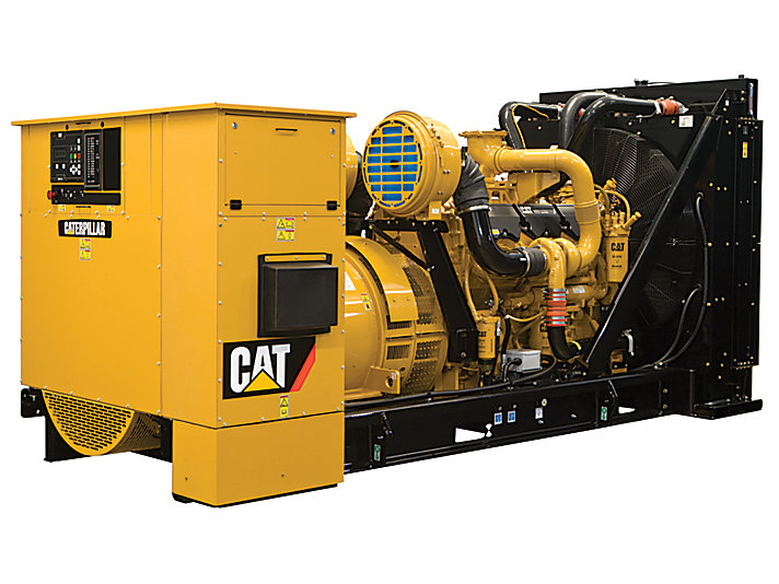 generator-curent-caterpillar
