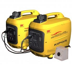 Generator-curent-kipor-ig2000p