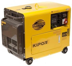 Generator-curent-kipor-kde6700ta3