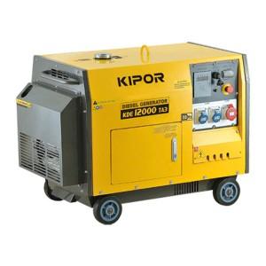 Generator-curent-kipor-kde12000ta3