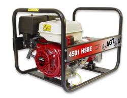 generator curent Honda 4501hsbe