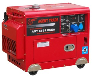 generator curent agt 6851 dsea