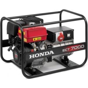 generator curent honda ect 7000