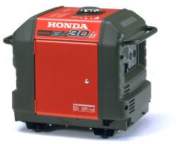 generator curent honda eu 30is