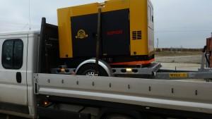 generator curent kipor kde 35 ss3
