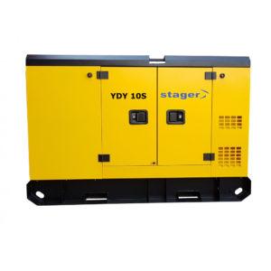 Generator curent Stager YDY10S insonorizat diesel monofazat (9.5 kW)