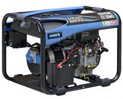 Generator curent SDMO DIESEL 6000 AX L C5