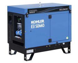 Generator curent SDMO DIESEL 6000 E SILENCE