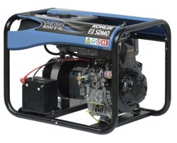 Generator curent SDMO DIESEL 6000EXLC