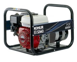 Generator de curent monofazat SDMO HX3000