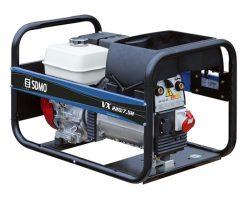 Generator sudura SDMO VX 220 7.5 HC