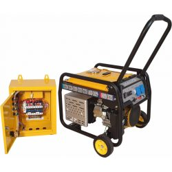 Generator curent Stager FD 3600E+ATS ( 2.8 kW)