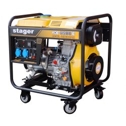 Generator curent Stager YDE6500E ( 4.5 kW )