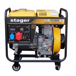 Generator curent Stager YDE6500E3 ( 5.7 kW)