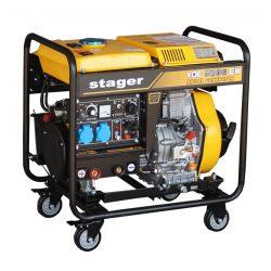 Generator sudura Stager YDE8500EW