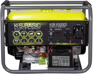 Generator curent K&S Basic KSB 6500CE