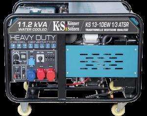 Generator curent K&S KS 13-1DEW 1/3 ATSR