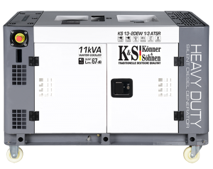 Generator curent K&S KS 13-2DEW 1/3 ATSR