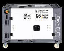 Generator curent K&S KS 13-2DEW ATSR