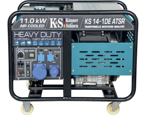 Generator curent K&S KS 14-1DE ATSR