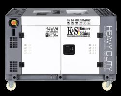 Generator curent K&S KS 14-2DE 1/3 ATSR